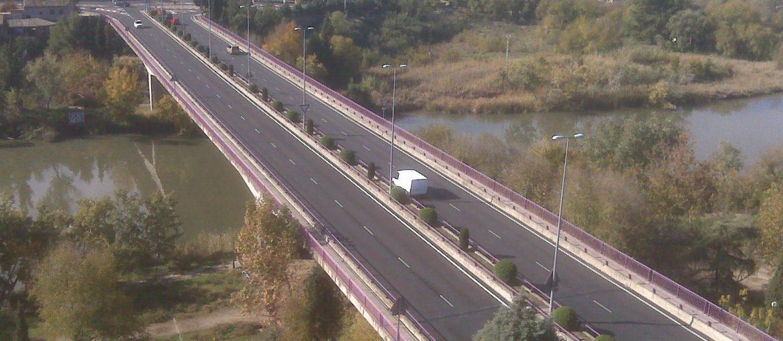 Pavimentación puente de la Cava (Toledo)