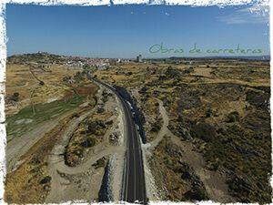 Obras de acondicionamiento, conservación y refuerzo de carreteras